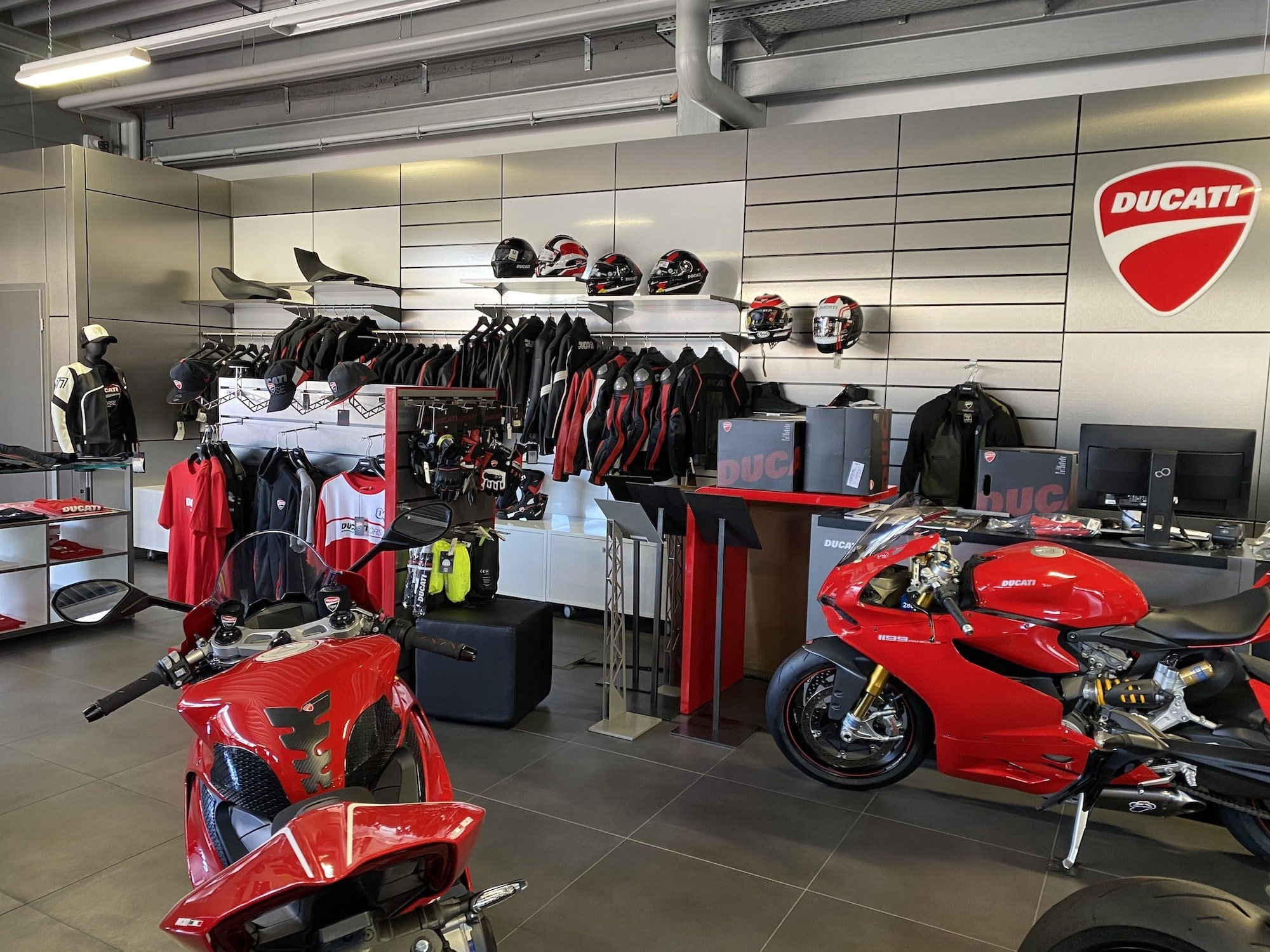 Ducati-Welt