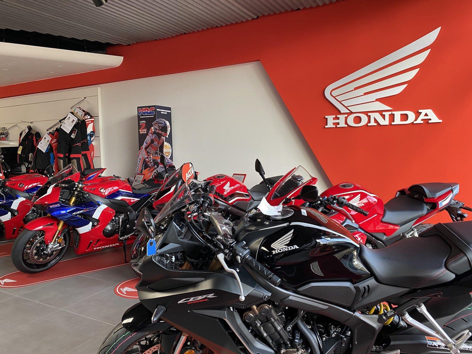 Honda-Welt